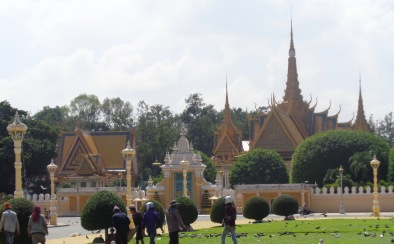 Temples around The Palace, Phnom Penh