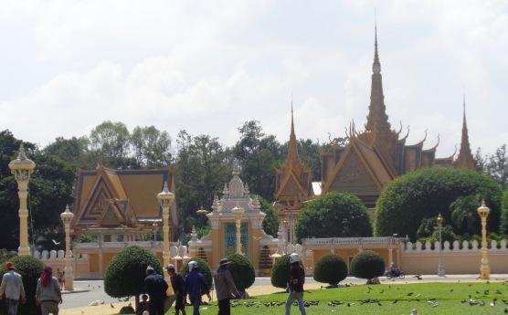 Temples around The Palace, Phnom Penh