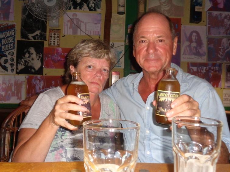 Oh! Neil's Irish Pub in Kampot